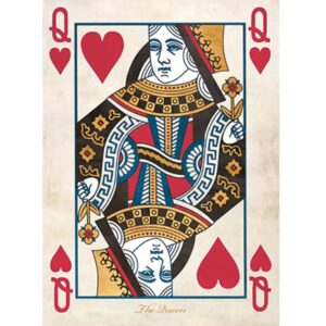 SANDRO FERRARI Queen of Hearts