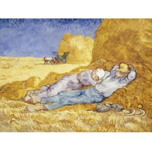 VINCENT VAN GOGH Noon: Rest