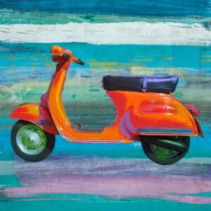 TEO RIZZARDI Pop Scooter II