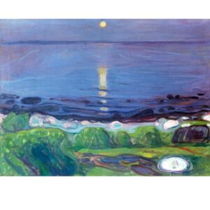 EDVARD MUNCH Seascape